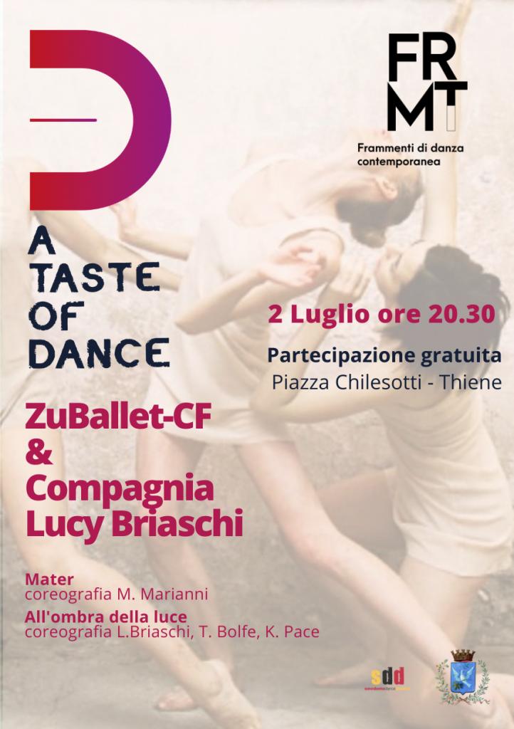 ZUBALLET-CF di Martina Marianni & ARTEDANZA di Lucy Briaschi